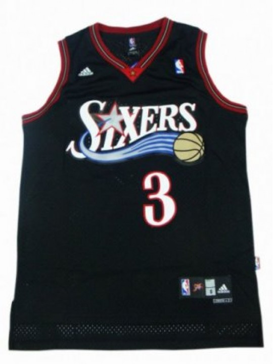 Allen Iverson, Philadelphia 76ers [Negro]