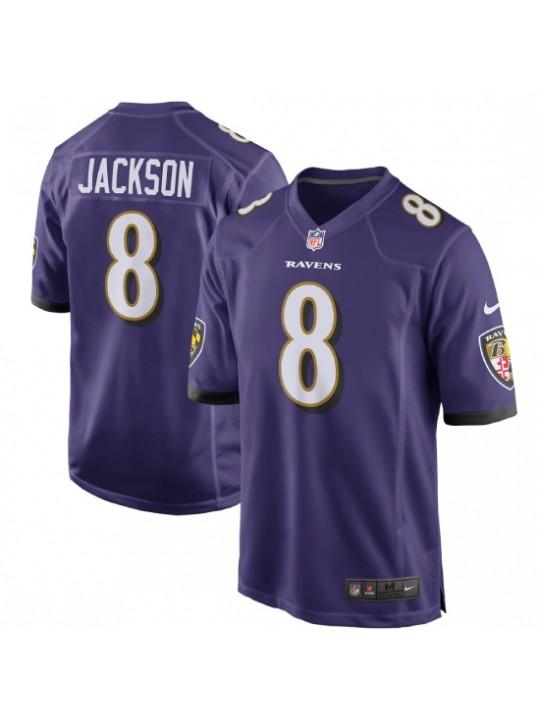 Lamar Jackson, Baltimore Ravens - Purple