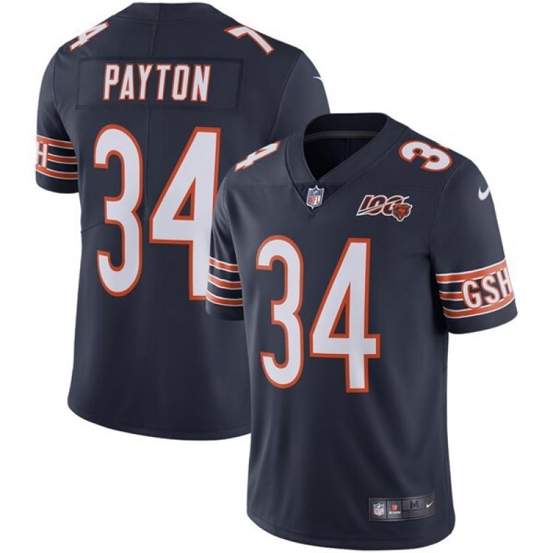 Walter Payton, Chicago Bears - Navy