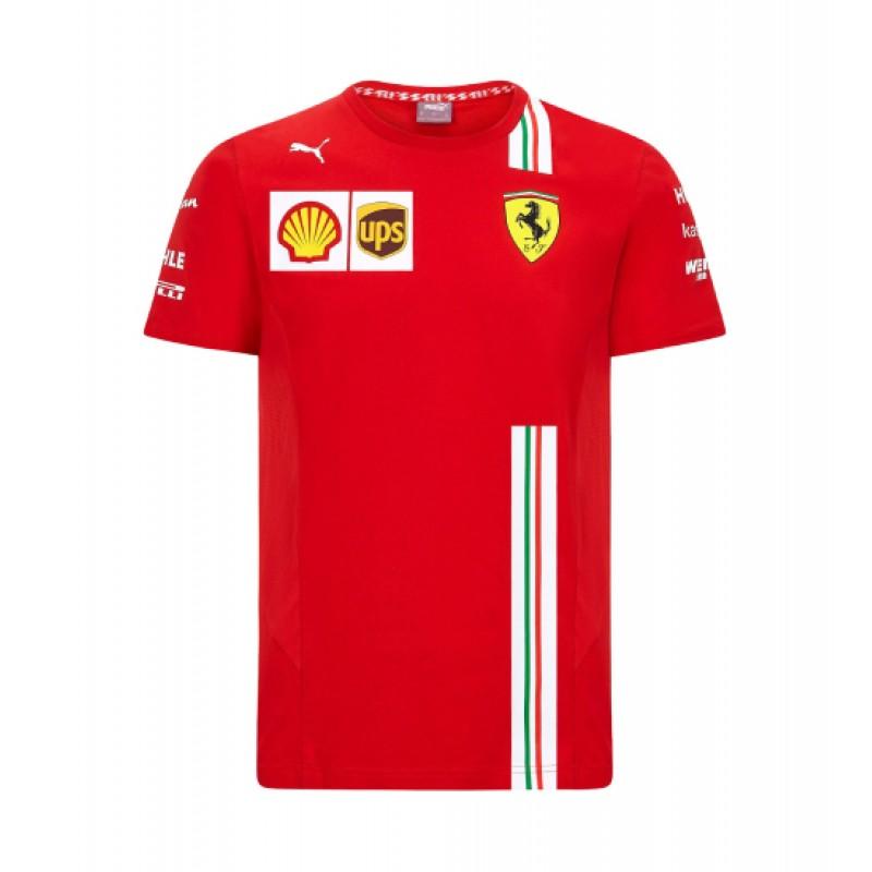 Camiseta Scuderia Ferrari 2020