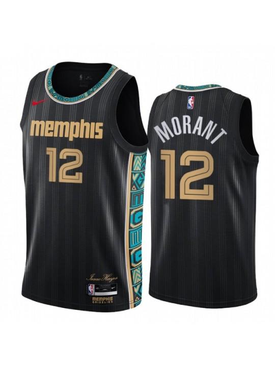 Ja Morant, Memphis Grizzlies 2020/21 - City Edition