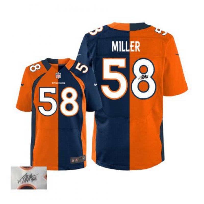 Von Miller, Denver Broncos Team/ Alternate