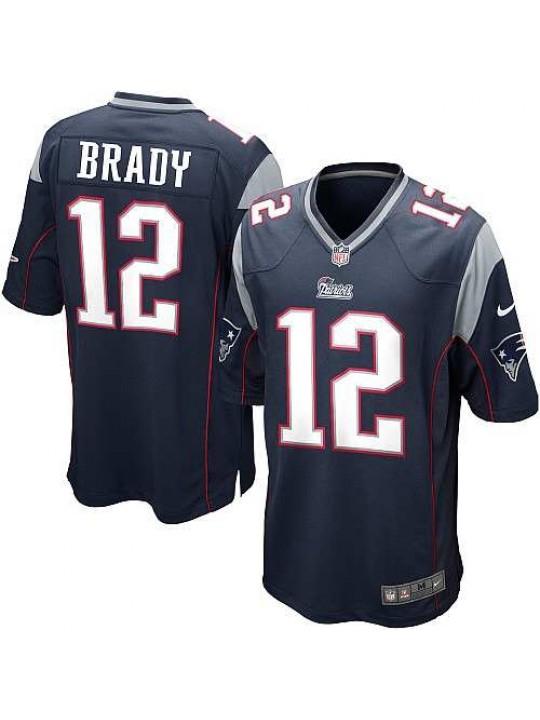 Tom Brady, New England Patriots - Blue